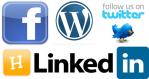 Social media & Share buttons
