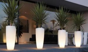 terraspot verlicht