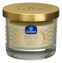 Gouda glas vanilla & white tea